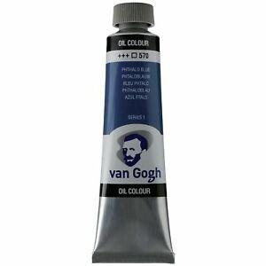 Royal Talens Van Gogh Olieverf 40 ml Phtaloblauw