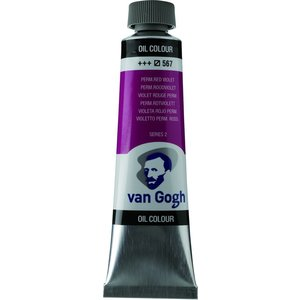 Royal Talens Van Gogh Olieverf 40 ml Permanentroodviolet