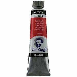 Royal Talens Van Gogh Olieverf 40 ml Permanentrood