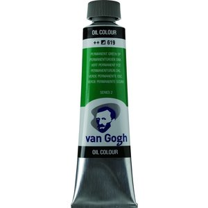 Royal Talens Van Gogh Olieverf 40 ml Permanentgroen Donker