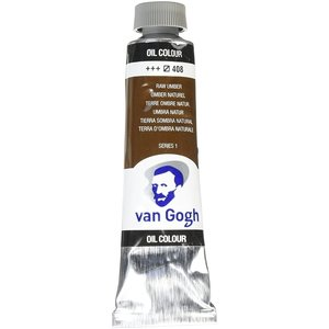 Royal Talens Van Gogh Olieverf 40 ml Omber Naturel
