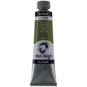 Royal Talens Van Gogh Olieverf 40 ml Olijfgroen
