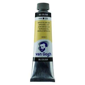 Royal Talens Van Gogh Olieverf 40 ml Napelsgeel Licht