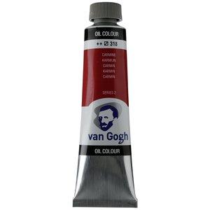 Royal Talens Van Gogh Olieverf 40 ml Karmijn