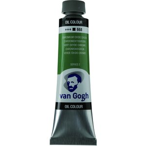 Royal Talens Van Gogh Olieverf 40 ml Chroomoxydgroen