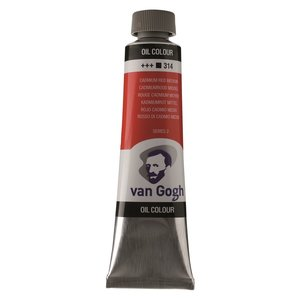 Royal Talens Van Gogh Olieverf 40 ml Cadmiumrood Middel
