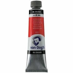 Royal Talens Van Gogh Olieverf 40 ml Azorood Middel