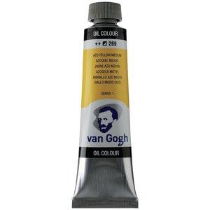 Royal Talens Van Gogh Olieverf 40 ml Azogeel Middel
