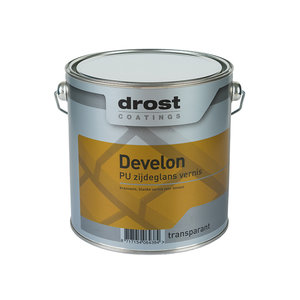 Drost Develon PU Zijdeglans vernis