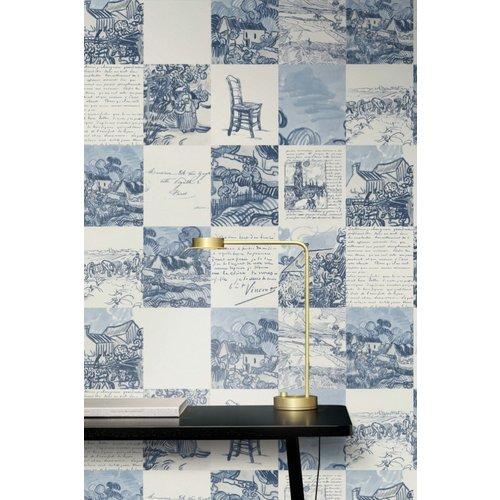BN Wallcoverings Behang Van Gogh 220031