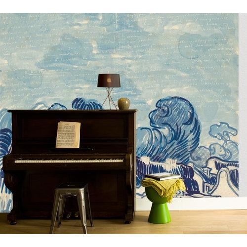 BN Wallcoverings Behang Van Gogh 200332 300x280cm