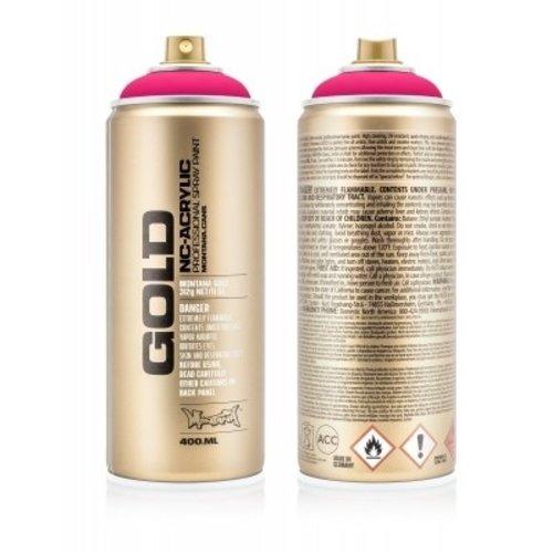 Montana Gold 400ML F4000 Gleaming Pink