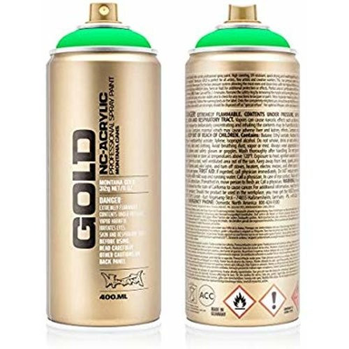 Montana Gold 400ML F6000 Acid Green