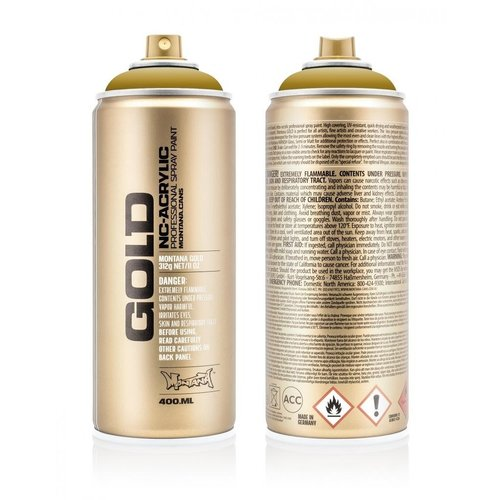 Montana Gold 400ML G1060 Mustard
