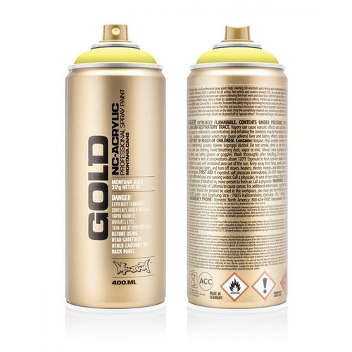 Montana Gold 400ML G1100 Butta