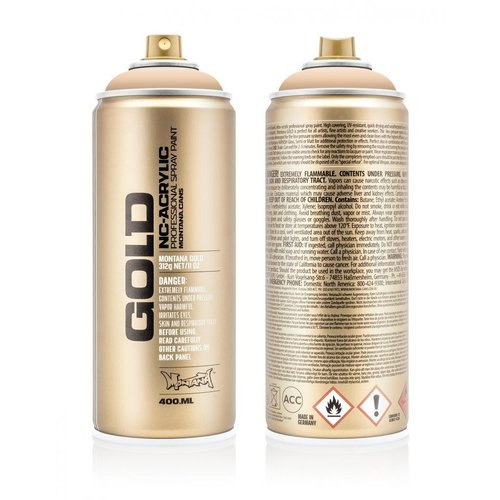 Montana Gold 400ML G1420 Cappuccino