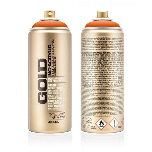 Montana Gold 400ML G2080 Pure Orange