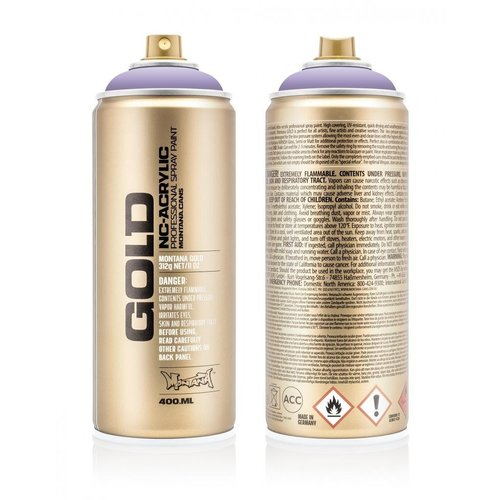 Montana Gold 400ML G4110 Light Lilac
