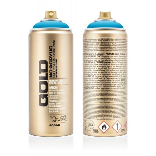 Montana Gold 400ML G5040 Light Blue