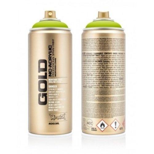 Montana Gold 400ML G6030 Lime