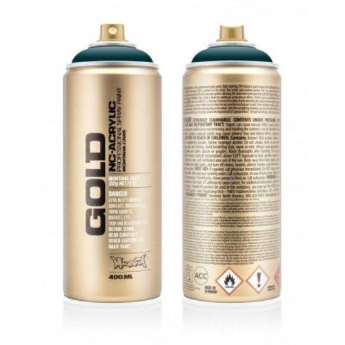 Montana Gold 400ML G6280 Petrol