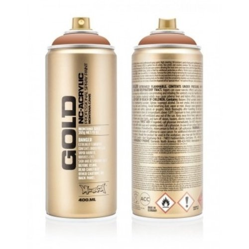 Montana Gold 400ML G8090 Nougat