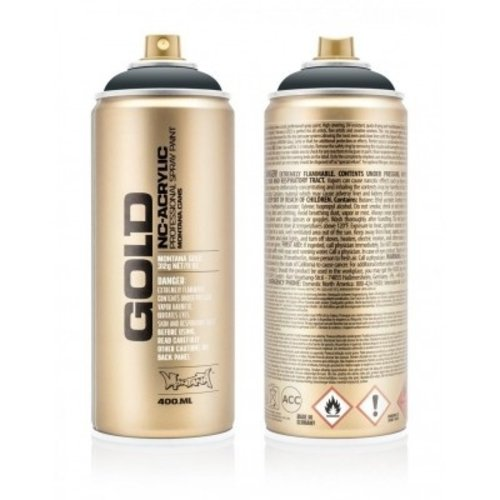 Montana Gold 400ML G7070 Stealth
