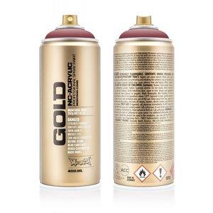 Montana Gold 400ML G8170 Lip