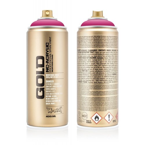 Montana Gold 400ML S4010 Shock Pink