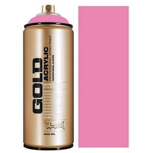 Montana Gold 400ML S4000 Shock Pink Light