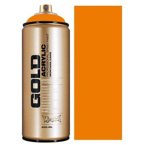 Montana Gold 400ML S2000 Shock Orange Light