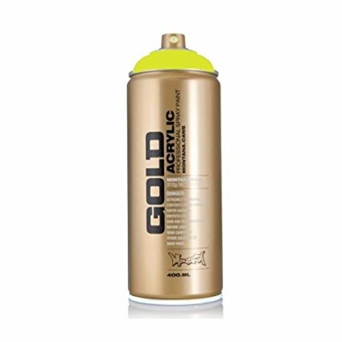 Montana Gold 400ML Gcl6320 Poison