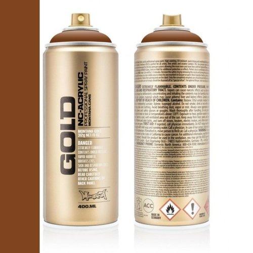 Montana Gold 400ML Gcl8310 Hazelnut