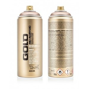 Montana Gold 400ML M2000 Copperchrome