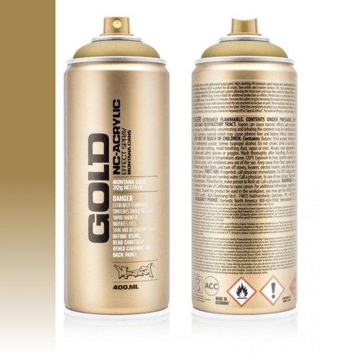 Montana Gold 400ML M3010 Gold Mat