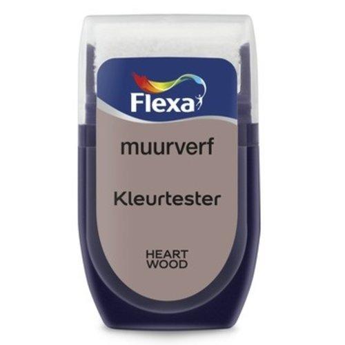 Flexa Kleurtester Heart Wood