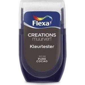 Flexa Kleurtester 3038 Pure Cocao
