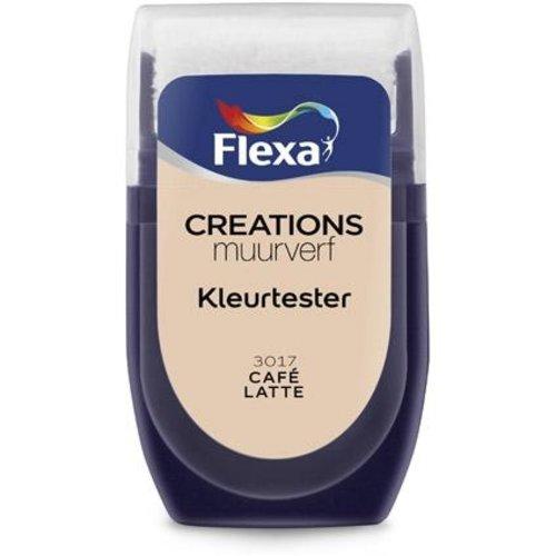 Flexa Kleurtester Cafe Latte