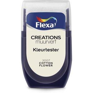 Flexa Kleurtester Cotton Flower