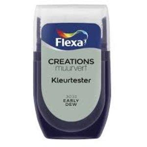 Flexa Kleurtester Early Dew
