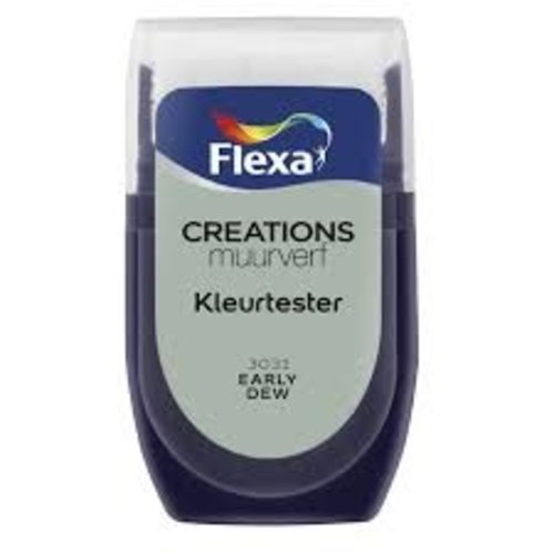 Flexa Kleurtester Early Dew
