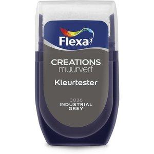 Flexa Kleurtester Industrial Grey