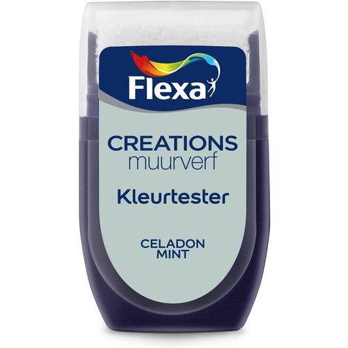 Flexa Kleurtester Celadon Mint