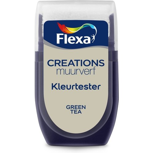 Flexa Kleurtester Green Tea