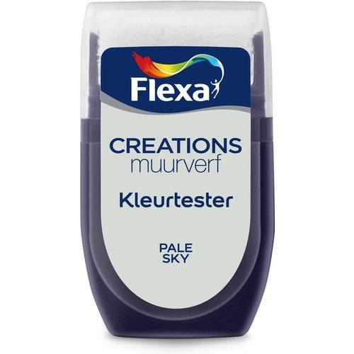 Flexa Kleurtester Pale Sky