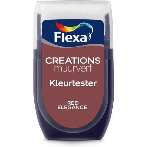 Flexa Kleurtester Red Elegance
