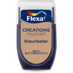 Flexa Kleurtester Rich Butterscotch