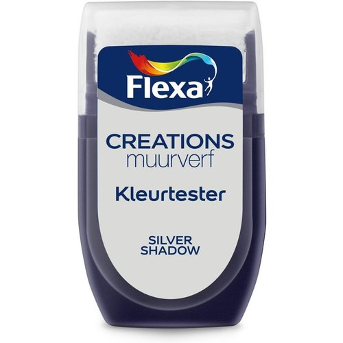 Flexa Kleurtester Silver Shadow