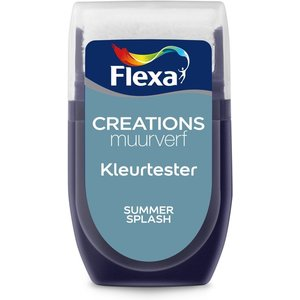 Flexa Kleurtester Summer Splash