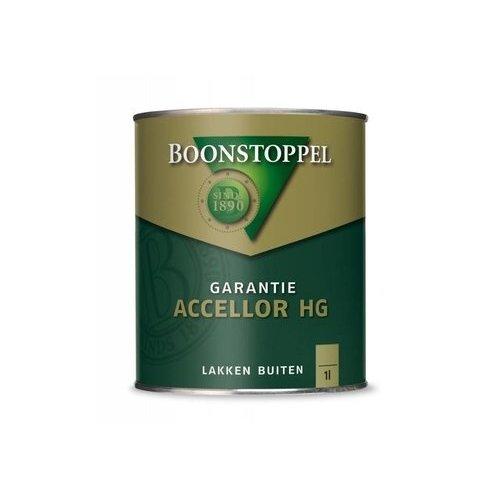Boonstoppel Garantie Accellor HG